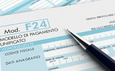 Modello F24: le novità dal 1° ottobre 2014
