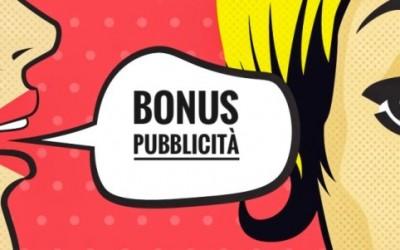 Credito d'imposta per il c.d. bonus pubblicità: dal 22 settembre 2018 via alle domande