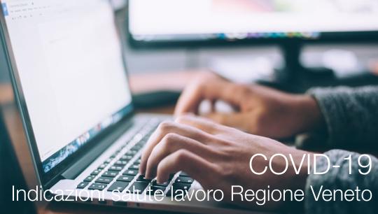 Covid-19: indicazioni operative dalla Regione Veneto per la c.d. Fase 2